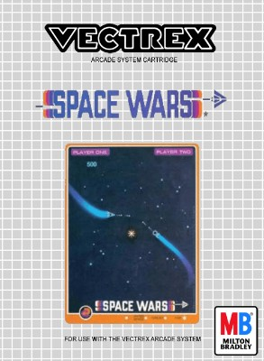 Space Wars Cover Art