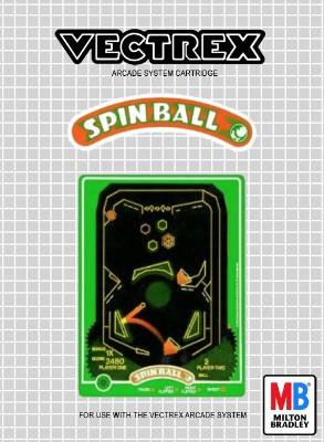 Spinball Cover Art