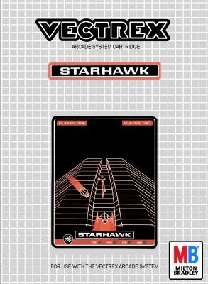 Star Hawk Cover Art