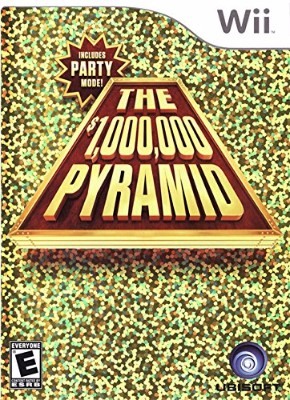 $1,000,000 Pyramid Cover Art