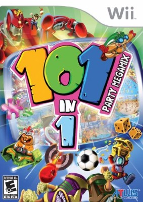 101-in-1 Party Megamix Cover Art