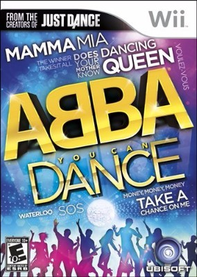 Abba: You Can Dance Cover Art