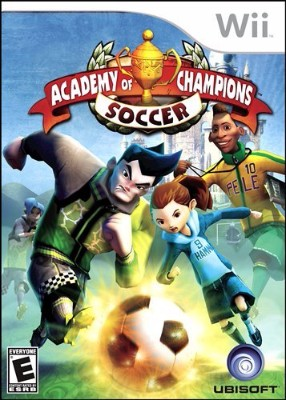 Academy of Champions: Soccer Cover Art