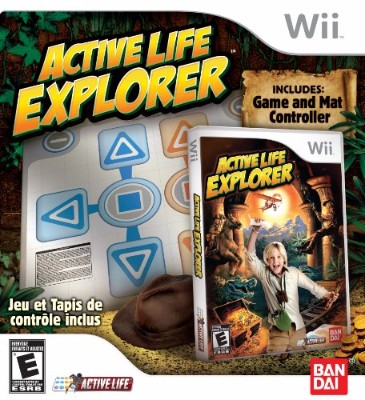 Active Life: Explorer Cover Art