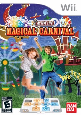Active Life: Magical Carnival Cover Art