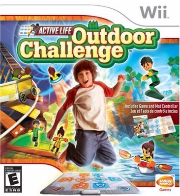 Active Life: Outdoor Challenge Cover Art