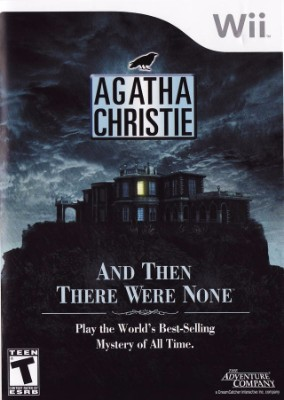 Agatha Christie: And Then There Were None Cover Art