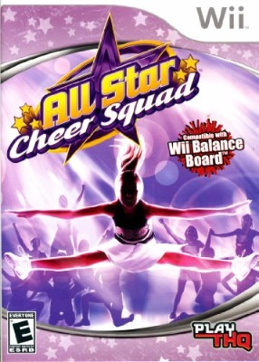 All Star Cheer Squad Cover Art