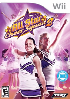 All Star Cheer Squad 2 Cover Art