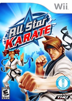 All Star Karate Cover Art