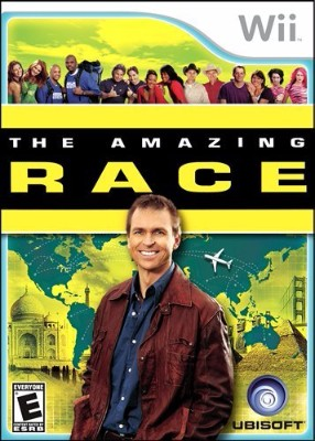 Amazing Race Cover Art