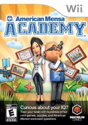 American Mensa Academy Cover Art