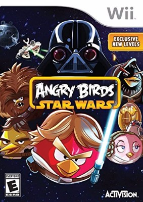 Angry Birds: Star Wars Cover Art