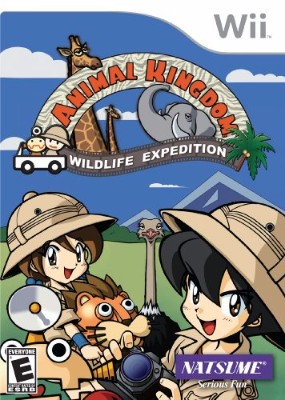 Animal Kingdom: Wildlife Expedition Cover Art