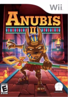 Anubis II Cover Art