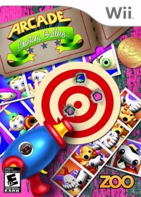 Arcade Shooting Gallery Cover Art