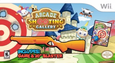 Arcade Shooting Gallery [Bundle] Cover Art