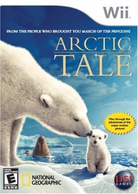 Arctic Tale Cover Art