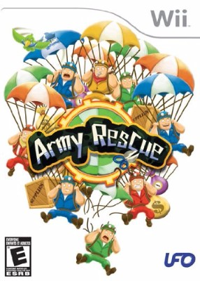 Army Rescue Cover Art