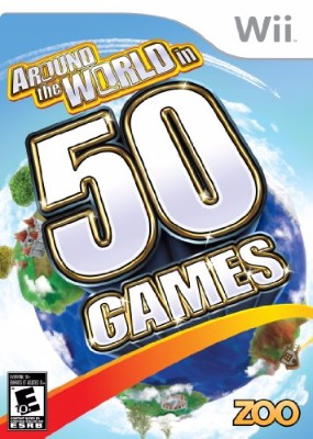 Around the World In 50 Games Cover Art
