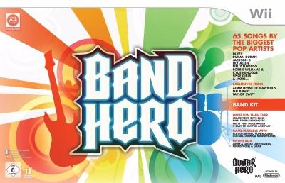 Band Hero [Superbundle] Cover Art