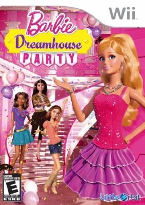 Barbie: Dreamhouse Party Cover Art