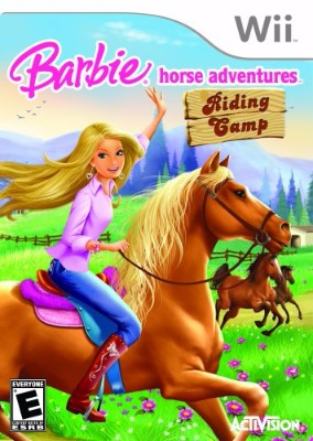 Barbie Horse Adventures: Riding Camp Cover Art