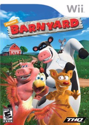 Barnyard Cover Art