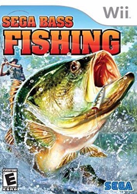 Bass Fishing Cover Art