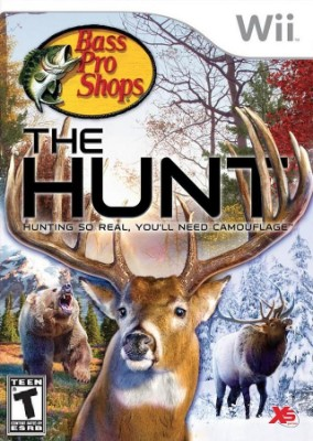 Bass Pro Shops: The Hunt [Bundle] Cover Art