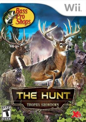 Bass Pro Shops: The Hunt: Trophy Showdown Cover Art
