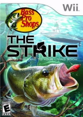 Bass Pro Shops: The Strike Cover Art