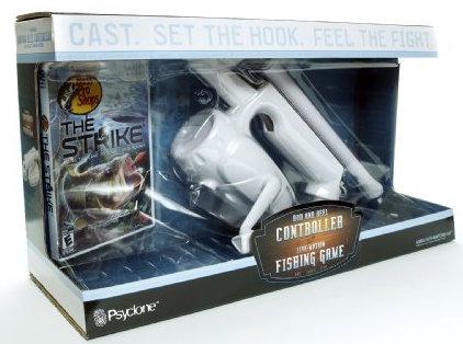 Bass Pro Shops: The Strike [Fishing Rod Bundle] Cover Art