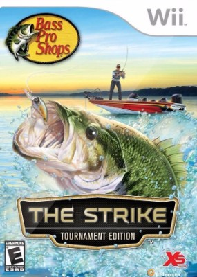 Bass Pro Shops: The Strike [Tournament Edition] Cover Art