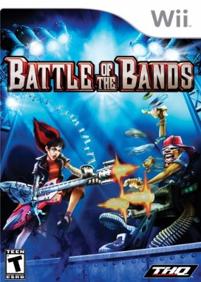 Battle of the Bands Cover Art