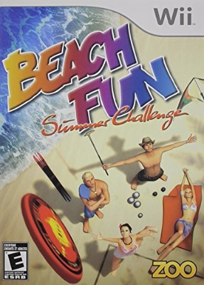 Beach Fun: Summer Challenge Cover Art