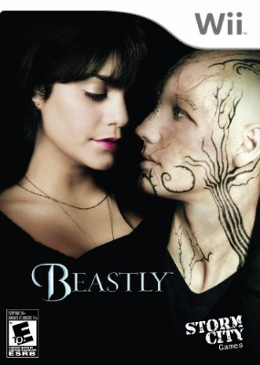Beastly Cover Art