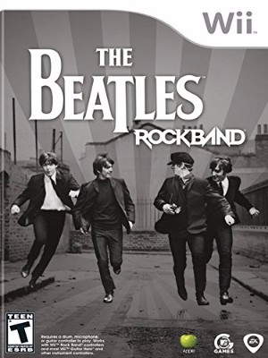 Beatles: Rock Band Cover Art