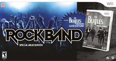 Beatles: Rock Band [Special Value Edition] Cover Art