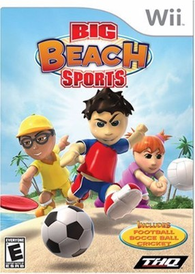 Big Beach Sports Cover Art