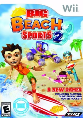 Big Beach Sports 2 Cover Art