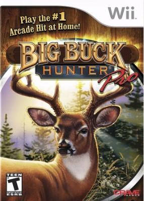 Big Buck Hunter Pro Cover Art