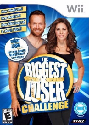 Biggest Loser Challenge Cover Art