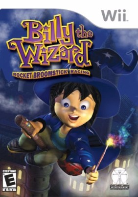 Billy The Wizard Cover Art