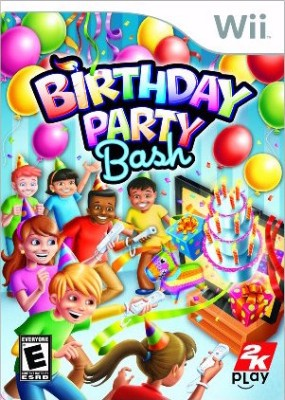Birthday Party Bash Cover Art