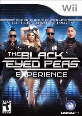 Black Eyed Peas Experience Cover Art