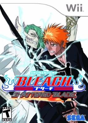 Bleach Shattered Blade Cover Art