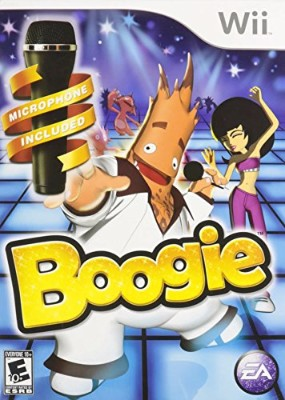 Boogie [Microphone Bundle] Cover Art