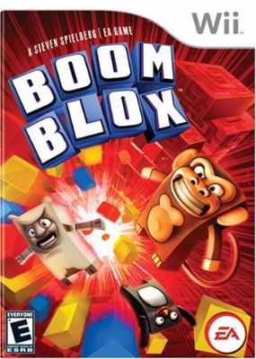 Boom Blox Cover Art