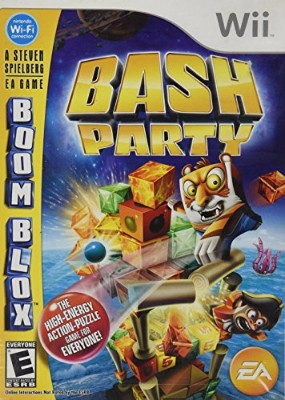 Boom Blox Bash Party Cover Art